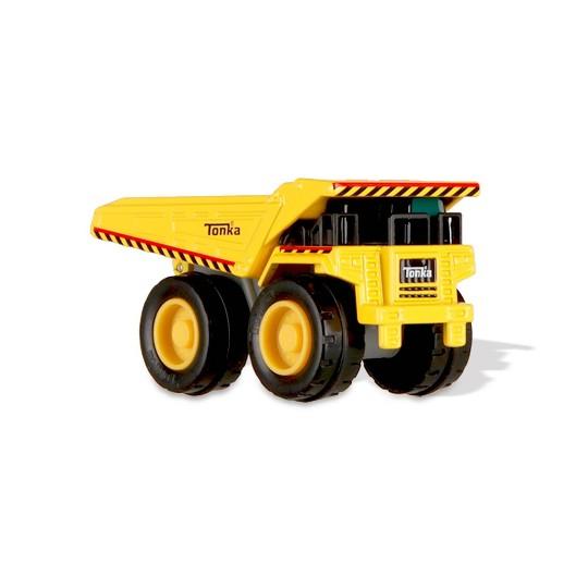 Tonka - Mini Movers Mighty Dump and Bull Dozer image number null