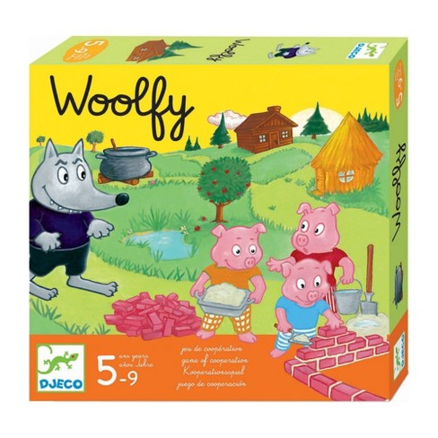 Woofly Board Game - image 1 of 4