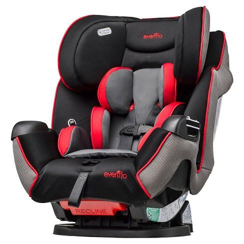 EvenfloR Symphony LX Convertible Car Seat