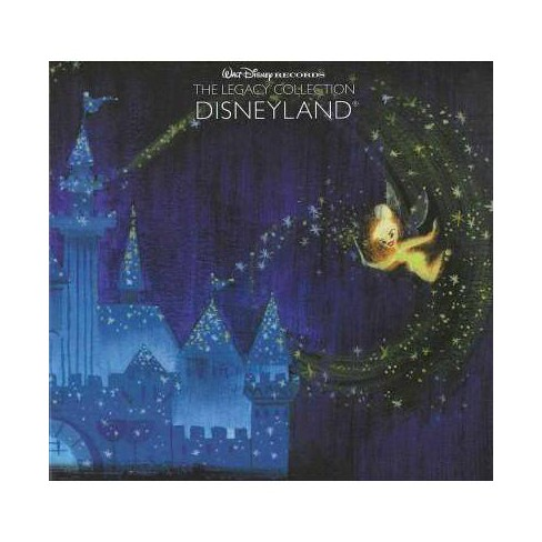 Various Artists - Walt Disney Records The Legacy Collection- Disneyland (CD) - image 1 of 1