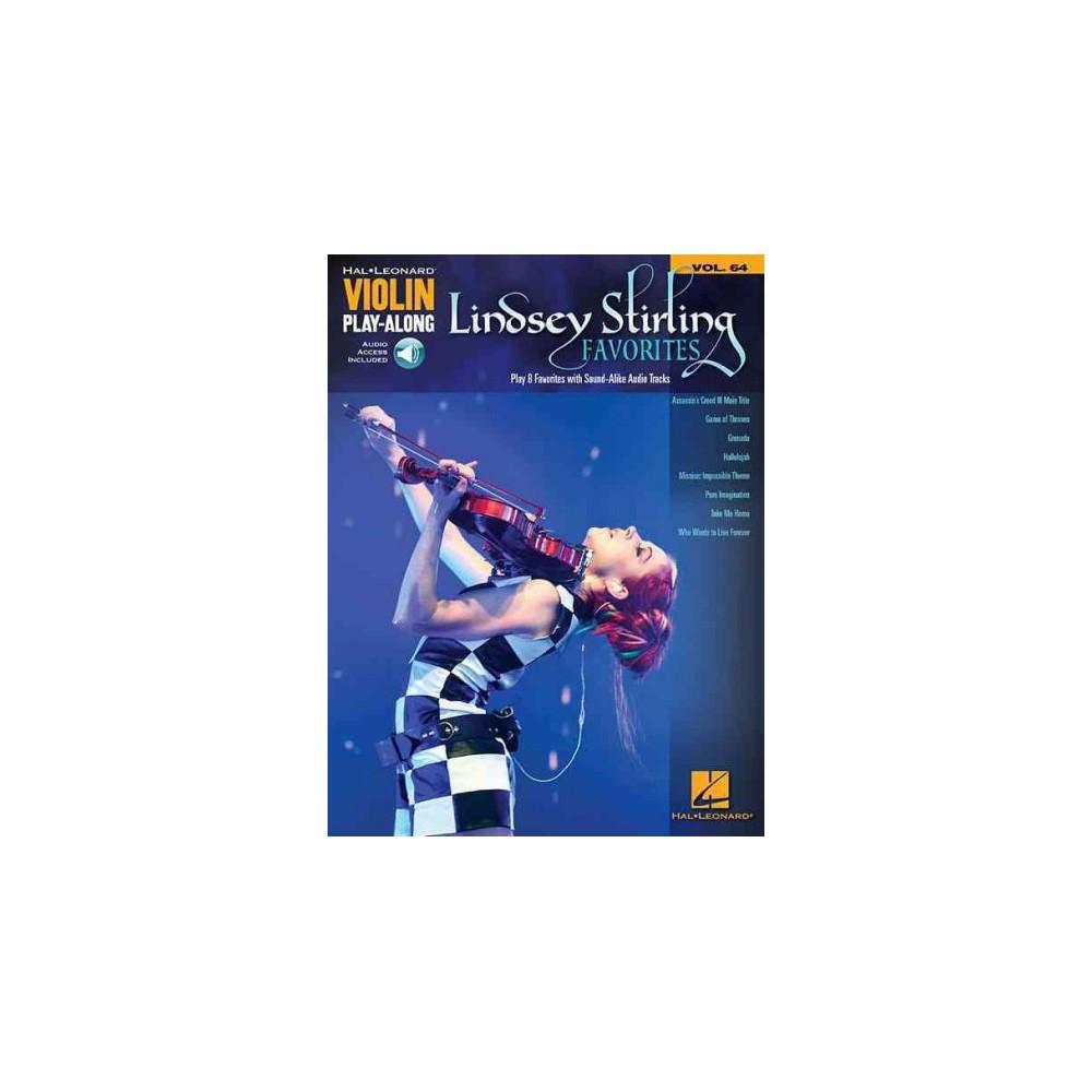 Lindsey Stirling Favorites (Paperback)