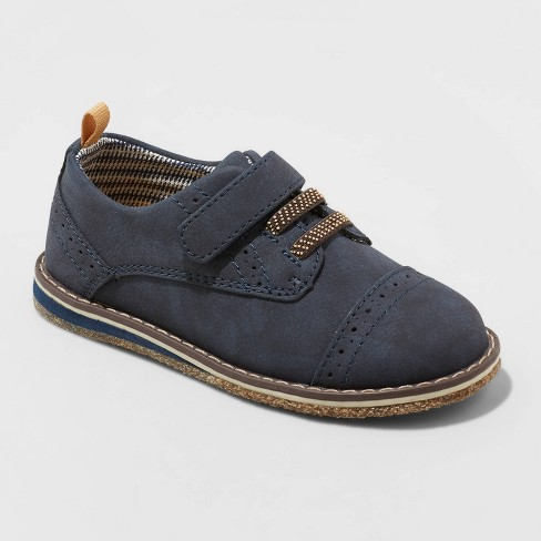 Toddler Boys' Winthrop Loafers - Cat & Jack™ Navy - image 1 of 3