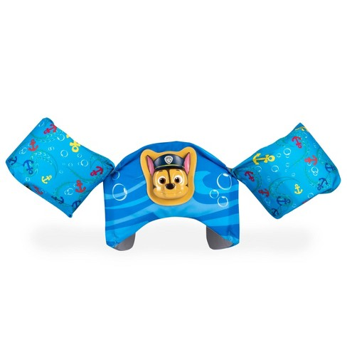 PAW Patrol Sea Squirts Swim Trainer Life Jacket 3D Licensed Chase - image 1 of 4