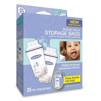 Lansinoh Milk Storage Bag 25ct