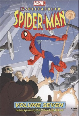 The Spectacular Spider-Man, Vol. 7 (DVD)