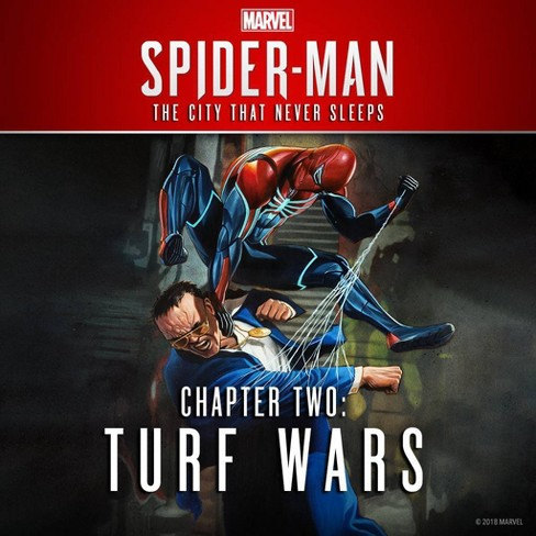 Marvel's Spider-Man City That Never Sleeps Chapter Two: Turf Wars  - PlaySation 4 (Digital) - image 1 of 1