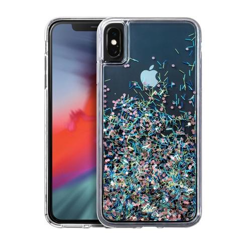 liquid iphone xs case
