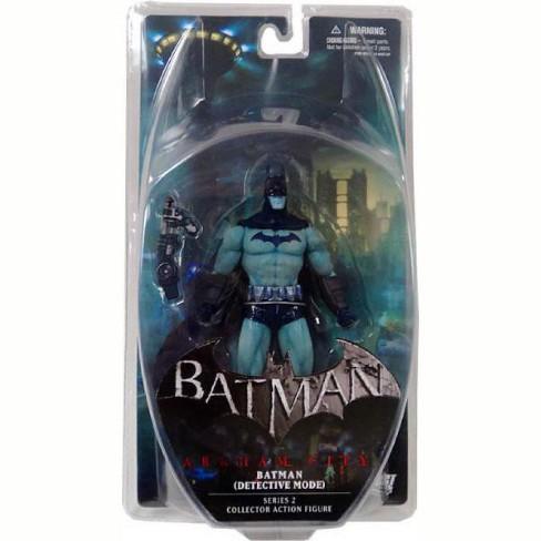 Batman arkham city series 2-batman action figure new détective mode