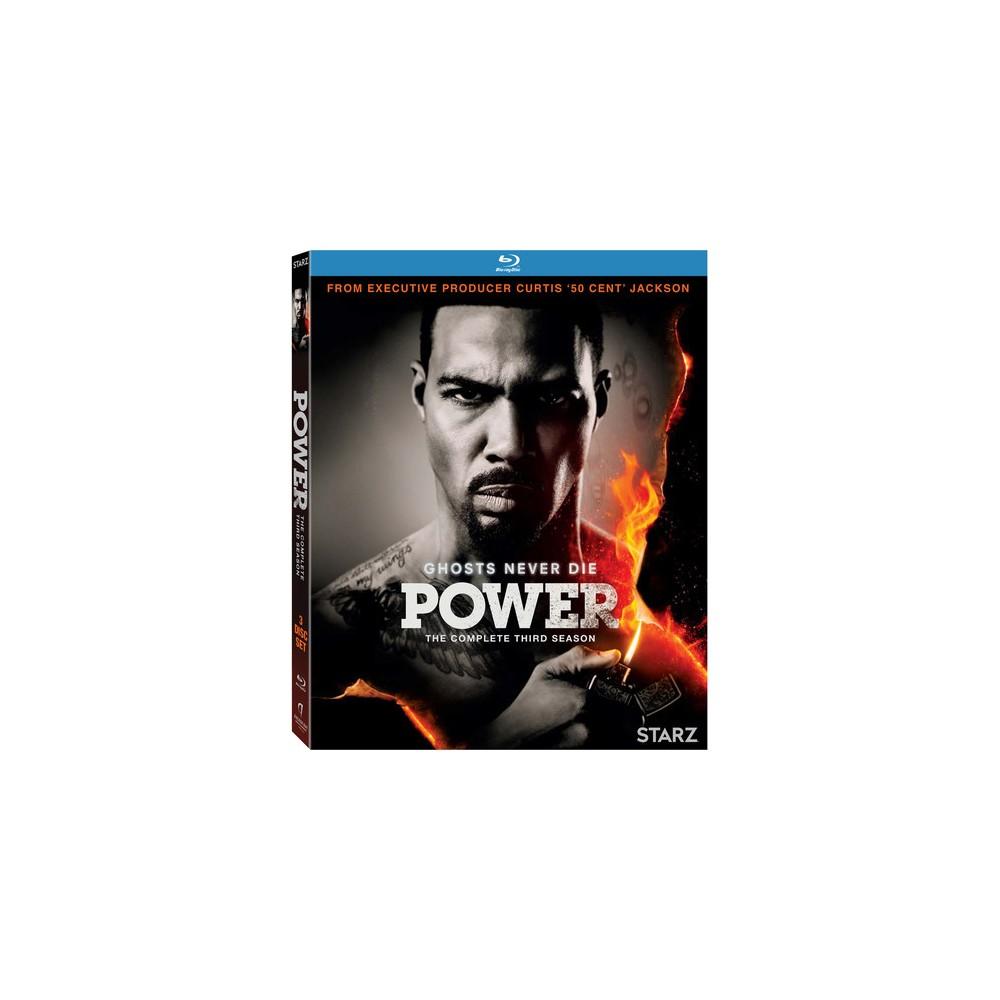 Power:Season 3 (Blu-ray), Movies
