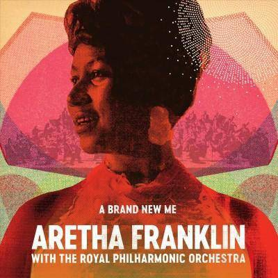 Aretha Franklin - Brand New Me: Aretha Franklin with The Royal Philharmonic Orchestra (Vinyl)