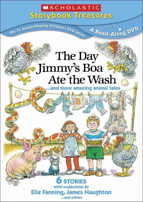 Day jimmy's boa ate the wash and more (DVD) - image 1 of 1