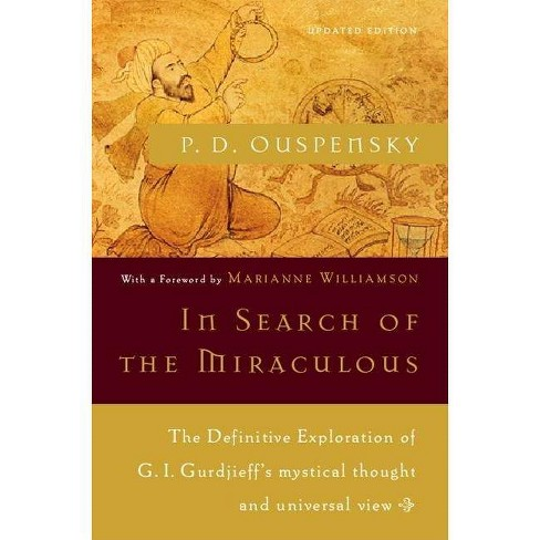 In Search of the Miraculous - (Harvest Book) by  P D Ouspensky (Paperback) - image 1 of 1