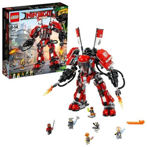 LEGO® Ninjago Fire Mech 70615 - image 1 of 13