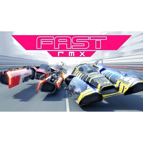 Fast RMX - Nintendo Switch (Digital) - image 1 of 4