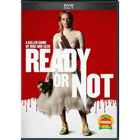Ready Or Not (DVD) - image 1 of 1