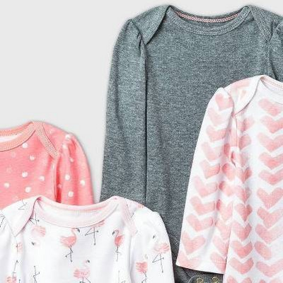 Pink/White/Gray