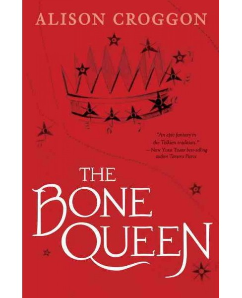Bone Queen : Cadvan's Story -  (Pellinor) by Alison Croggon (Hardcover) - image 1 of 1