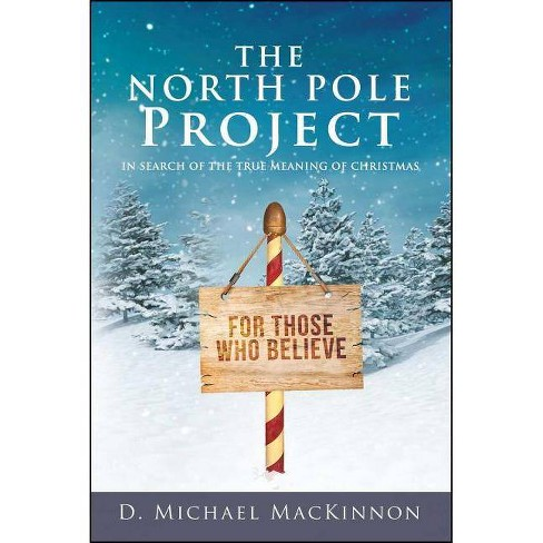 The North Pole Project - by  D Michael MacKinnon (Paperback) - image 1 of 1