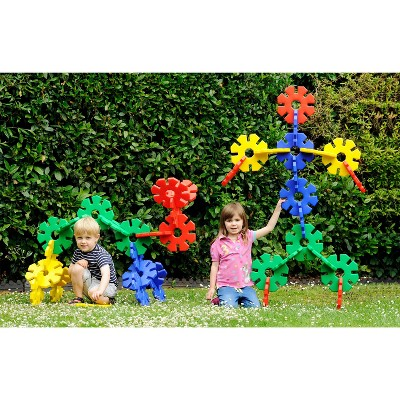 Polydron Giant Octoplay Building Manipulatives, set of 40