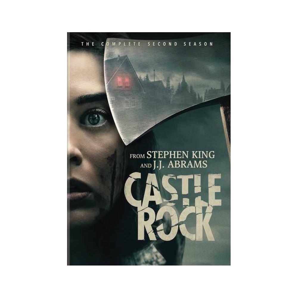 Castle Rock: Season Two (DVD) was $24.99 now $14.99 (40.0% off)