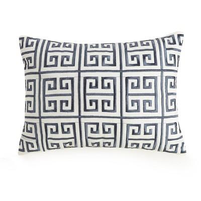 Decorative Throw Pillow Blue - Ayesha Curry