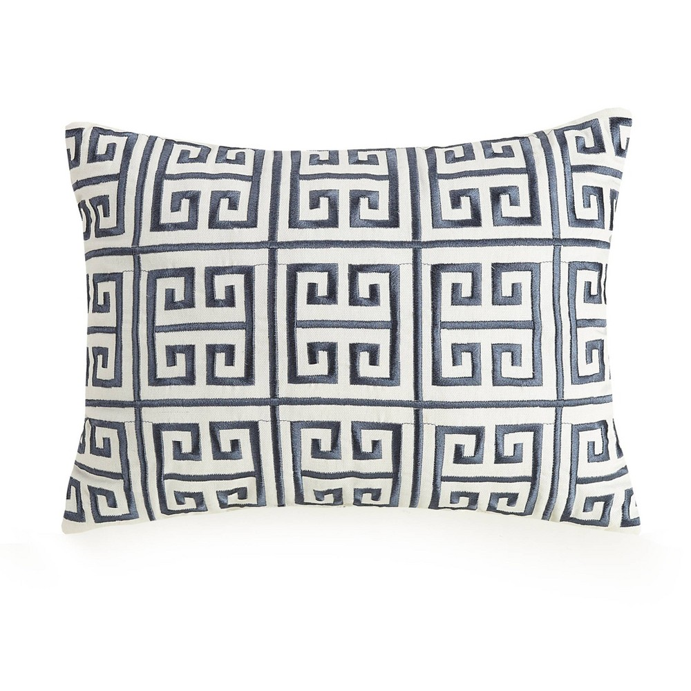 Image of Decorative Throw Pillow Blue - Ayesha Curry
