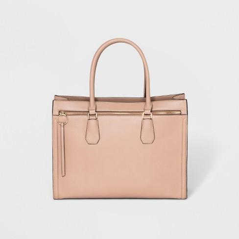 Ring Work Tote Handbag A New Day