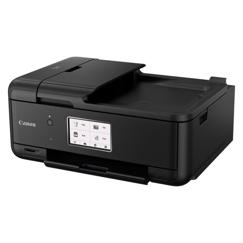 f3d90949fab3 Canon TR8520 Wireless Inkjet All-In-One Printer - Black (2233C002) : Target