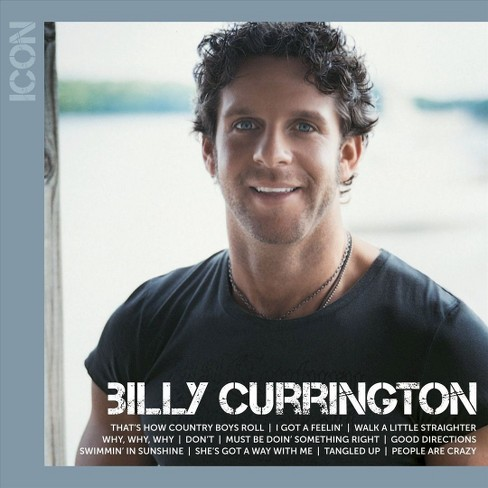 Billy Currington - Icon (CD) - image 1 of 1