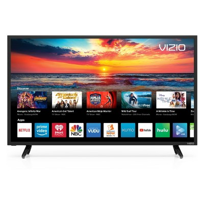 VIZIO D-Series™ 50  Class (49.5  Diag.)1080p Full-Array LED Smart HDTV - D50f-F1