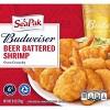 Sea Pak Budweiser Beer Battered Frozen Shrimp - 9oz - image 2 of 2
