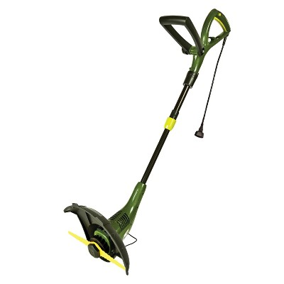 Sun Joe 12.6  120V 4.5 Amp Sharper Blade Electric Stringless Trimmer/Edger Green