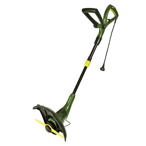 "Sun Joe 12.6"" 120V 4.5 Amp Sharper Blade Electric Stringless Trimmer/Edger Green - image 1 of 5"