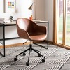 Ember Office Chair - Safavieh - image 2 of 4