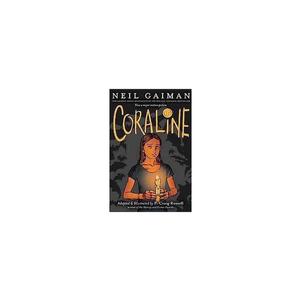 Coraline (Reprint) (Paperback) (Neil Gaiman)