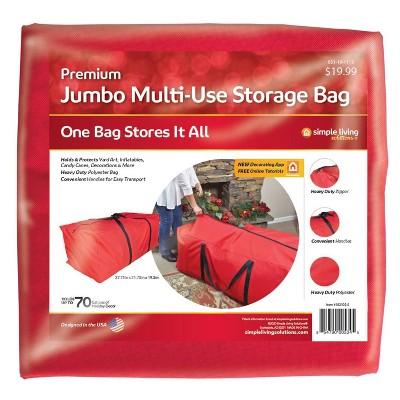 Simple Living Solutions Jumbo Multi-Use Storage Bag