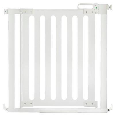 Qdos Spectrum Baby Safety Gate - Pressure Mount - White