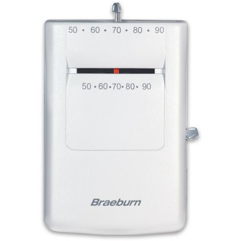 Braeburn 505 Heating Only Mechanical Thermostat - image 1 of 1