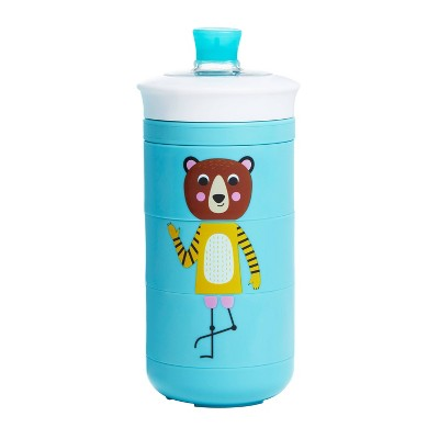 Munchkin Twisty Mix & Match Animals Bite Proof Sippy Cup - 9oz - Blue