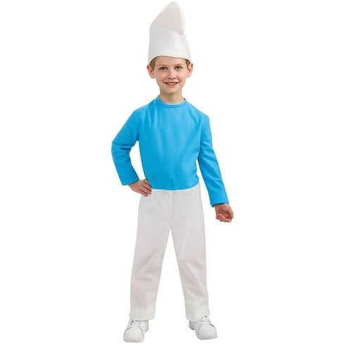 Rubie's Smurfs: The Lost Village Smurf Child Costume - image 1 of 1