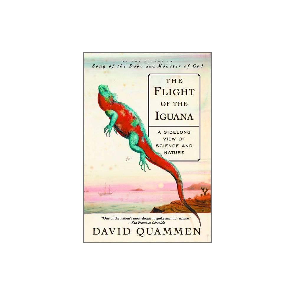 The Flight Of The Iguana By David Quammen Paperback