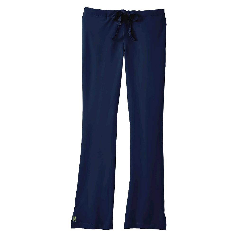 Female Scrub Pants Ave S Navy (Blue)