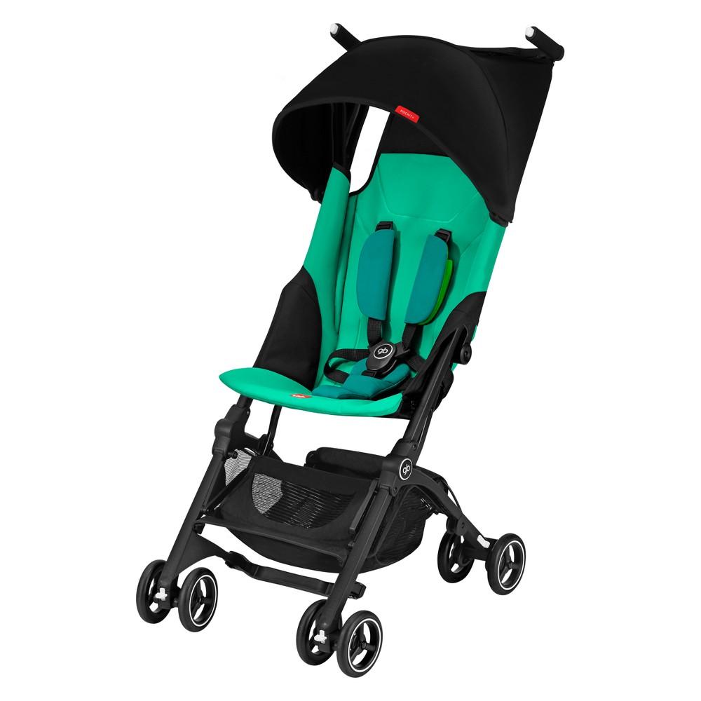 Goodbaby Pockit Plus Stroller - Laguna Blue