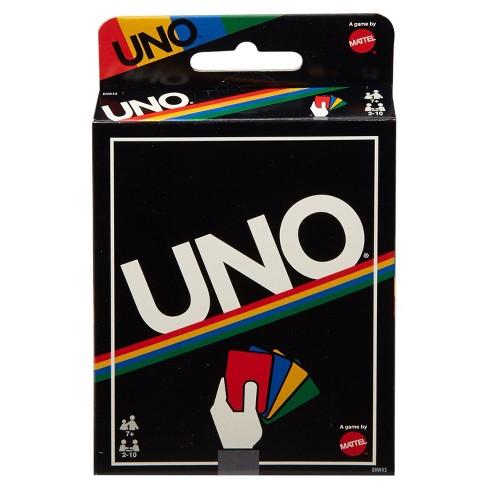 UNO Card Game - Retro Edition - image 1 of 4
