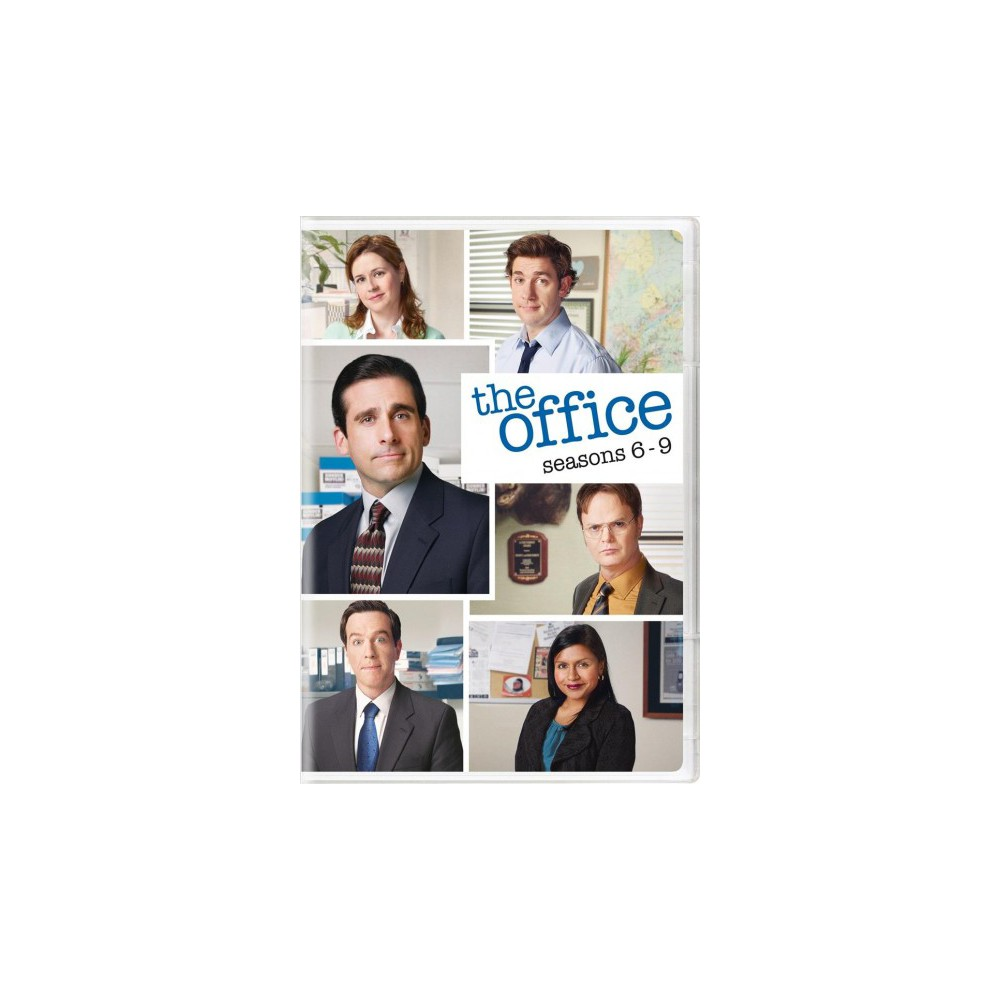 Office:Seasons 6-9 (Dvd), Movies