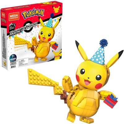 Mega Construx Pokémon Celebration Pikachu Construction Set