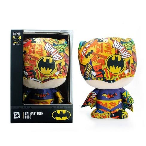 "YuMe 7"" DZNR Batman Collector Plush – Logo Edition - image 1 of 4"