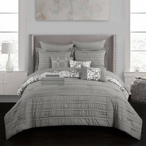 Zarina Bed In A Bag Comforter Set Target
