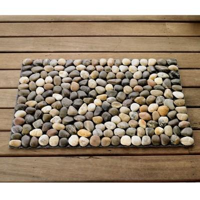 VivaTerra River Rock Floor Mat