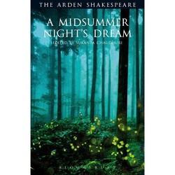 A Midsummer Night's Dream - (Arden Shakespeare Third) by  William Shakespeare (Paperback)